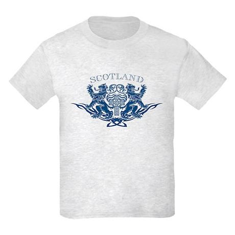 TRIBAL SCOTTISH Kids Light T-Shirt
