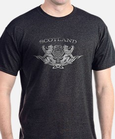 TRIBAL SCOTTISH T-Shirt