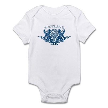 TRIBAL SCOTTISH Infant Bodysuit