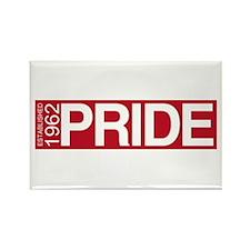 Pride Established 1962 Rectangle Magnet