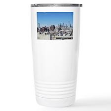 Philadelphia Skyline Travel Coffee Mug