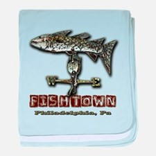 Philadelphia Fishtown Souvenir Gift Ideas baby bla