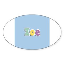Zoe Spring14 Decal
