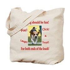 Training should be fun! Tote Bag