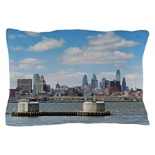 Philadelphia Skyline Pillow Case