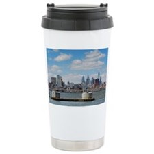 Philadelphia Skyline Travel Mug