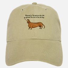 Old Dachshunds Baseball Baseball Cap