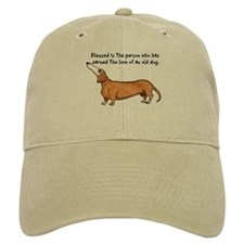 Old Dachshunds Baseball Cap