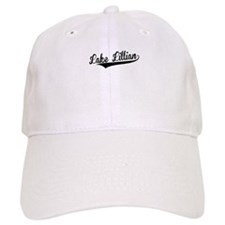 Lake Lillian, Retro, Baseball Baseball Cap