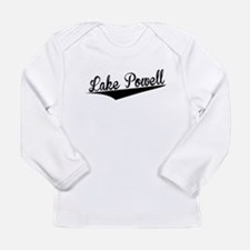 Lake Powell, Retro, Long Sleeve T-Shirt
