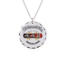 Olds 442 Muscle Necklace