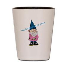 Mad gnome Shot Glass