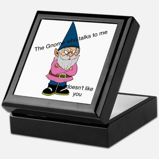 Gnome like you Keepsake Box