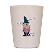 Gnome like you Shot Glass