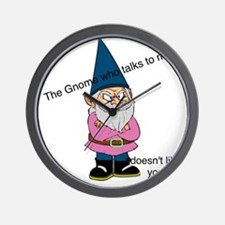 Gnome like you Wall Clock