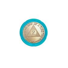 AA 2 Year Chip Alternative Mini Button