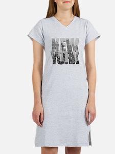 NEW YORK Women's Nightshirt