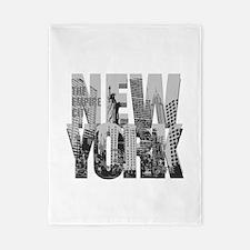 NEW YORK Twin Duvet