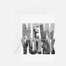 NEW YORK Greeting Cards