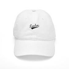 Landen, Retro, Baseball Baseball Cap
