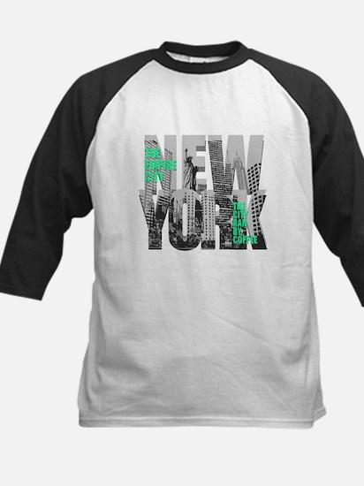 NEW YORK Baseball Jersey
