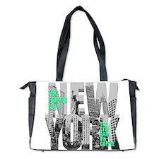 NEW YORK Diaper Bag