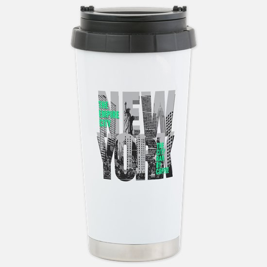 NEW YORK Travel Mug