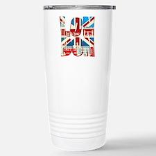 LONDON Stainless Steel Travel Mug