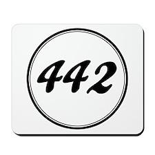 Olds 442 Racing Mousepad