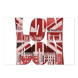 Union jack Postcards