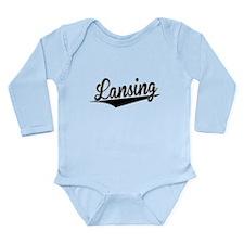 Lansing, Retro, Body Suit