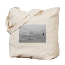 Kitty Hawk First flight Tote Bag
