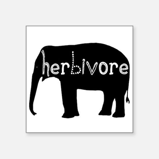Elephant - Herbivore Sticker