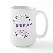 LARGE Doula Mug