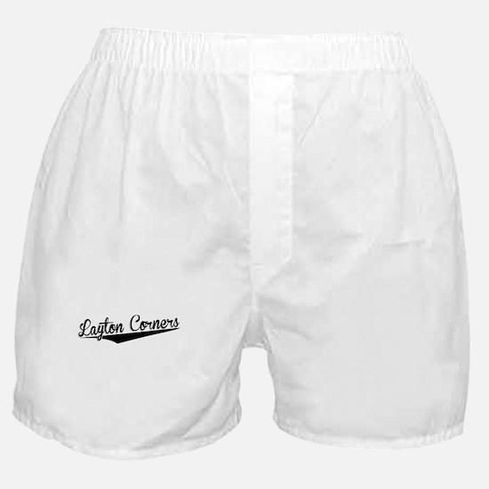 Layton Corners, Retro, Boxer Shorts