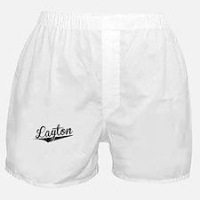 Layton, Retro, Boxer Shorts