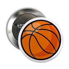 """Basketball 2.25"""" Button"""