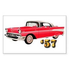 '57 Chevy - Hot Wheels Stickers