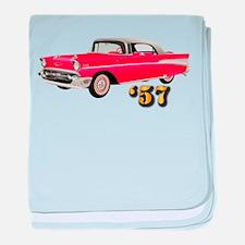 '57 Chevy - Hot Wheels baby blanket