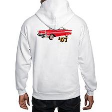 '57 Chevy - Hot Wheels Hoodie