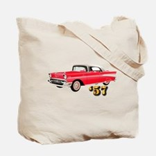 '57 Chevy - Hot Wheels Tote Bag