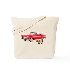 '57 Chevy - Hot Wheels Tote Bag