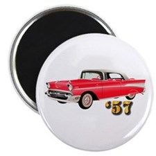 """'57 Chevy - Hot Wheels 2.25"""" Magnet (100 pack)"""