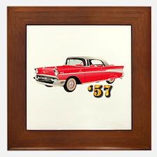 '57 Chevy - Hot Wheels Framed Tile