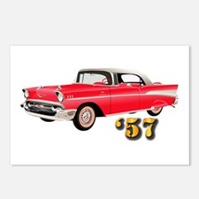 '57 Chevy - Hot Wheels Postcards (Package of 8)