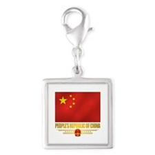 Peoples Republic of China Flag Charms