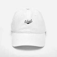 Leland, Retro, Baseball Baseball Baseball Cap