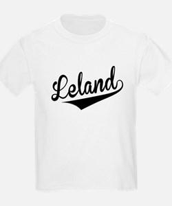 Leland, Retro, T-Shirt