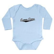 Lemon Grove, Retro, Body Suit
