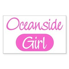 Oceanside Decal